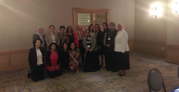 الاجتماع التشاوري الاقليمي للنساء في السياسة- في منطقة الشرق الاوسط وشمال افريقيا