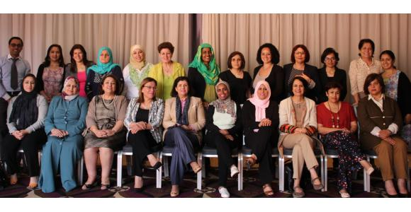 Launching Statement: The Forum for Women in Politics, the Arab Region