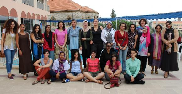 The Feminist Leadership, Movement Building and Rights Institute Middle East and North Africa