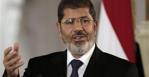 الرئيس محمد مرسي - المصدر: AP